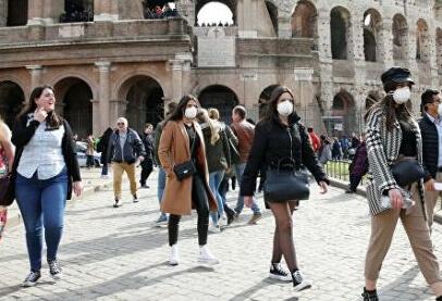 Борьба коронавирусом в Италии