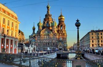 Борьба с коронавирусом в Санки-Петербурге