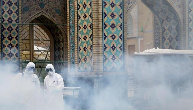 Борьба с коронавирусом в Иране