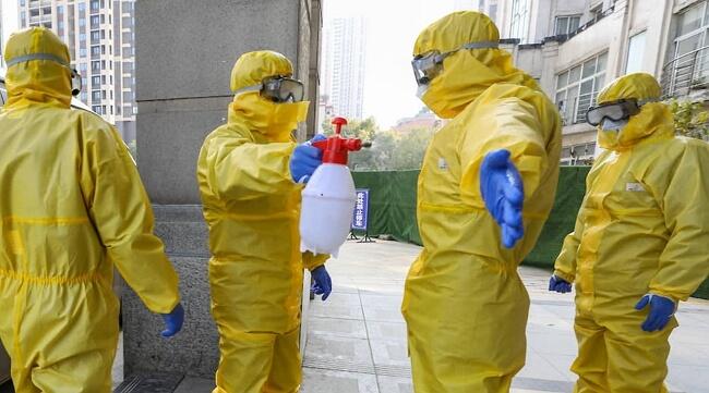 Риск заражения коронавирусом