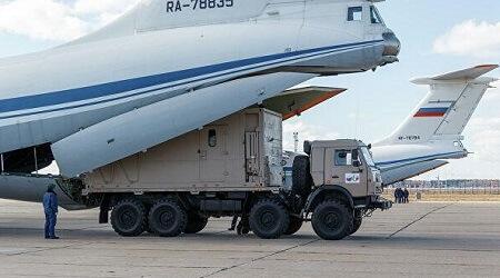 Помощь России Италии в борьбе с коронавирусом