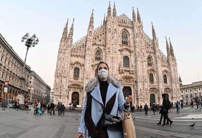 Ситуация с коронавирусом в Италии новости